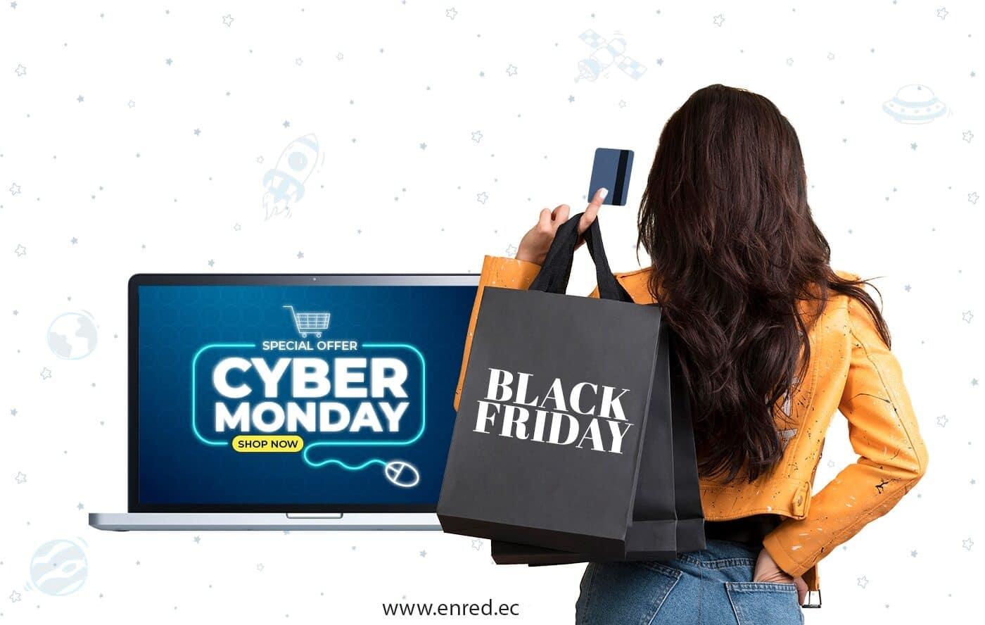 Black Friday y Cyber Monday Ecuador