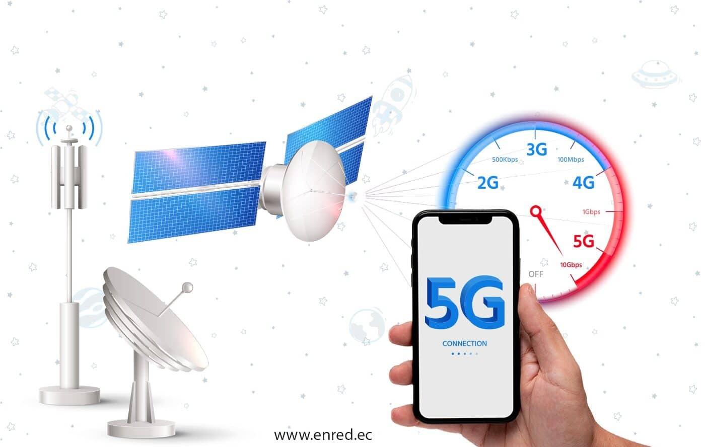 5G llegará al 60% de la población en el 2026