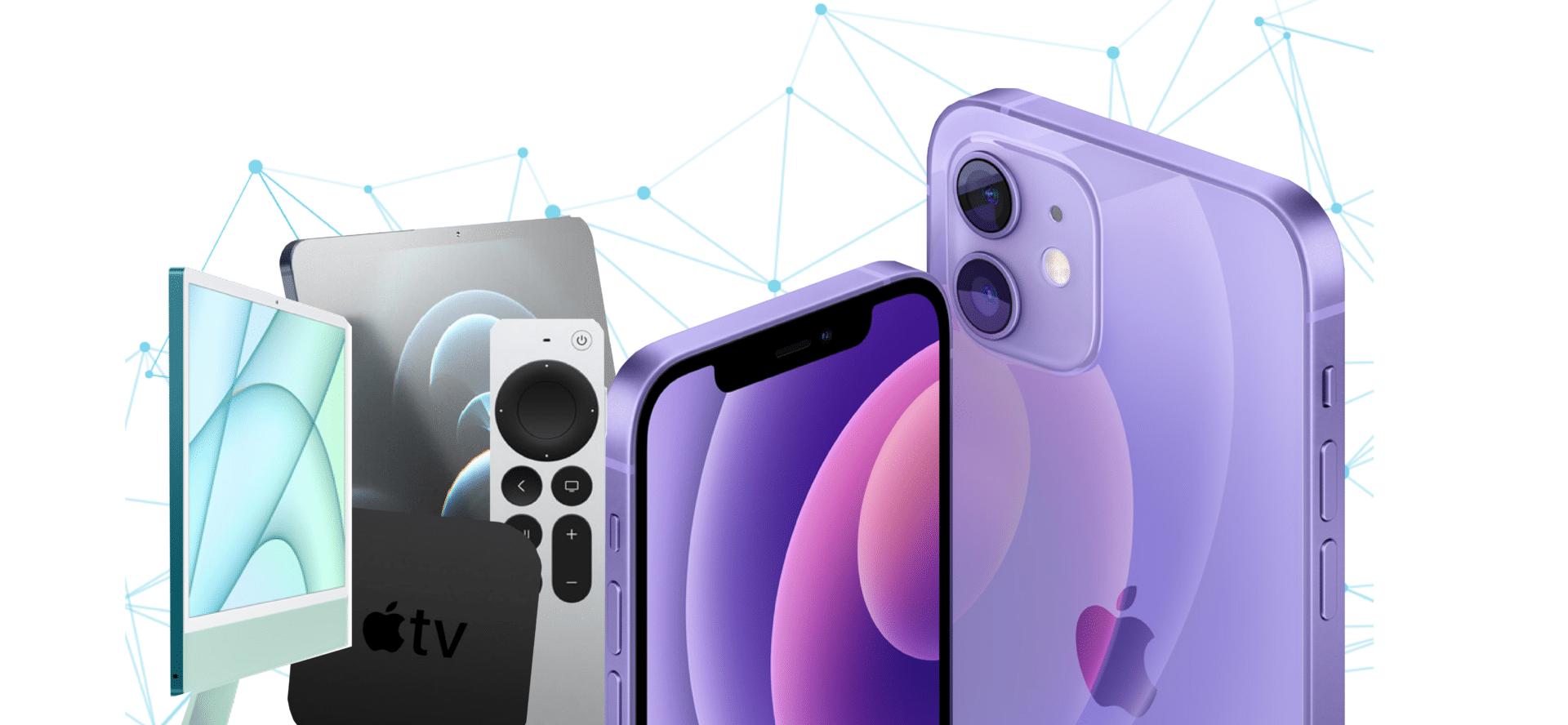 Nuevos productos Apple 2021
