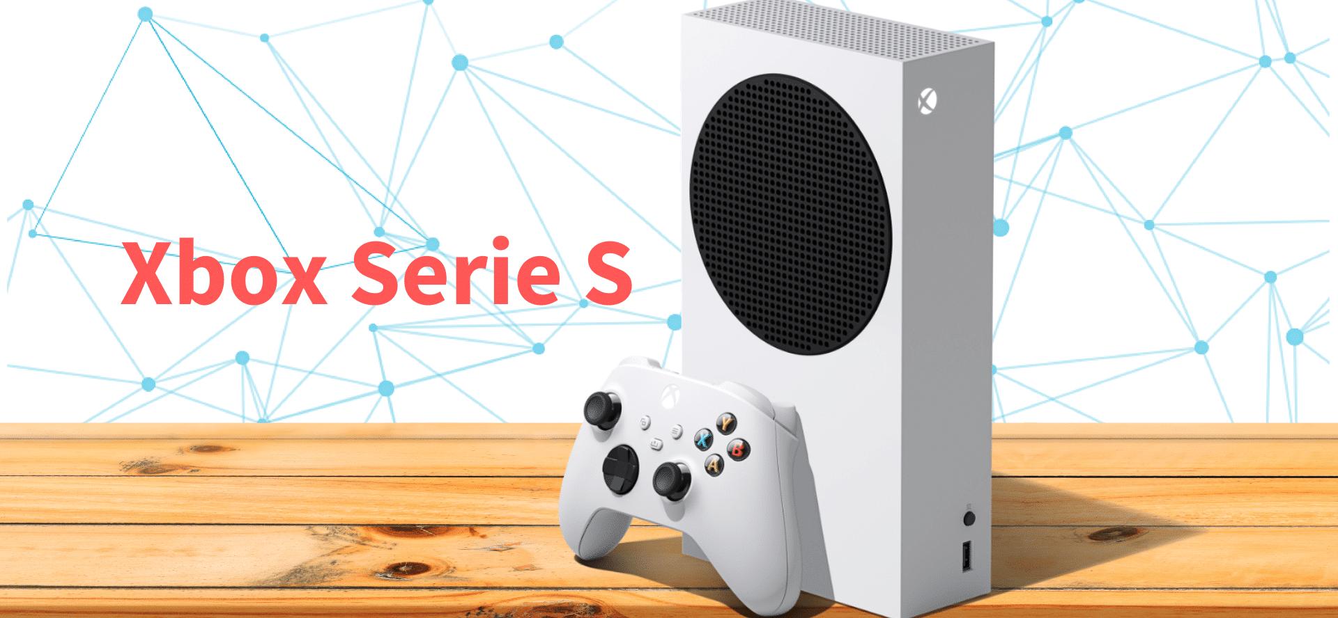 Xbox Serie S, la consola más vendida en México